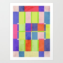 Color Matters Art Print