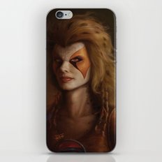ThunderCats Collection - Cheetara iPhone & iPod Skin