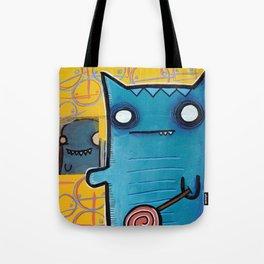 B!@$# I MIGHT BE Tote Bag