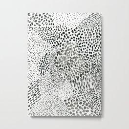Graphic 89 Metal Print