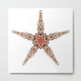 Fishtales: Starfish 5 Metal Print