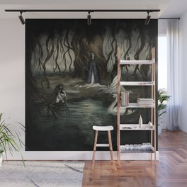 The Norns Wall Mural