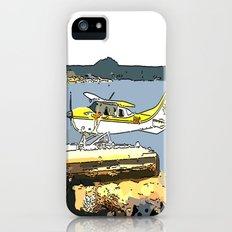 Airplane Slim Case iPhone (5, 5s)