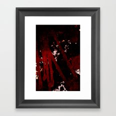 dark art Framed Art Print