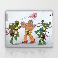 Keep Away! Laptop & iPad Skin