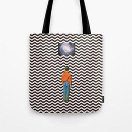 Illusion sleep   Tote Bag