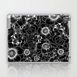 Black garden Laptop & iPad Skin