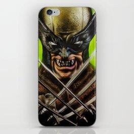Wolverines iPhone Skin