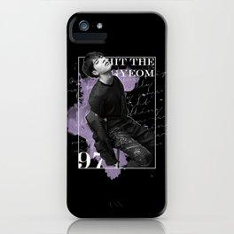 Yugyeom x GQ iPhone Case