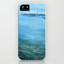 Ohrid lake, Pogradec - Albania iPhone Case