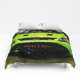 Ford Focus RS in HDR Comforters
