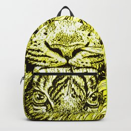 tiger - king of the jungle Backpack