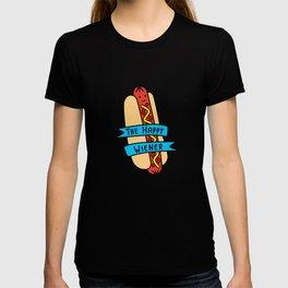 The Happy Wiener T-shirt