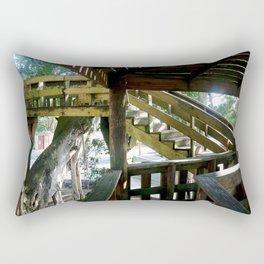 Tree house @ Aguadilla 2 Rectangular Pillow