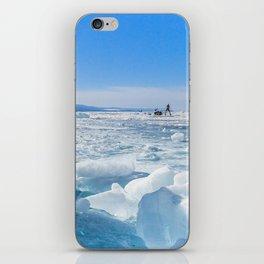 Incredible Baikal iPhone Skin