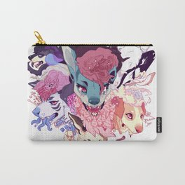 With Thoughts - Revisit Carry-All Pouch