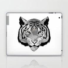 Tiger B&W Laptop & iPad Skin