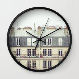 Parisian Wall Clock