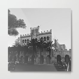 Ciutadella City Hall Metal Print