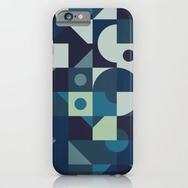 Sea of Times iPhone Case