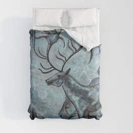 Crystal Cavern Procession Comforters