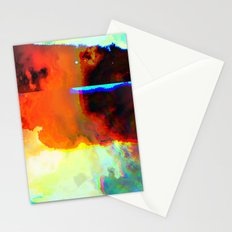 23-03-44 (Cloud Glitch) Stationery Cards