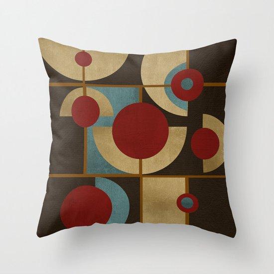 Textures/Abstract 98 Throw Pillow