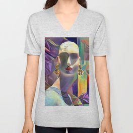 High Fashion Unisex V-Neck