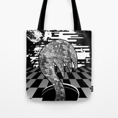 Claw Hole Tote Bag