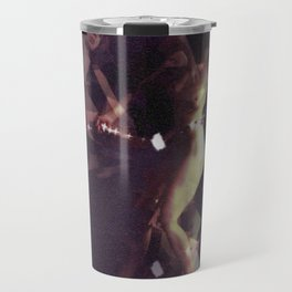 Leave me down here on my own. Travel Mug