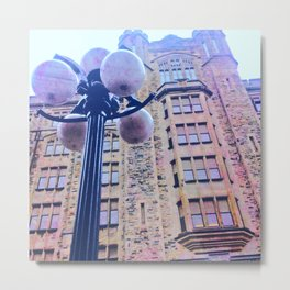 Castle in the Air Metal Print