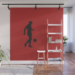 Part Time Player Wall Mural
