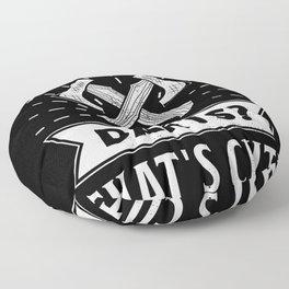 Axe throwing gift for men & women Funny Floor Pillow