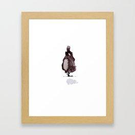 HECHIZOS Framed Art Print