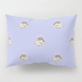 Monster Rats Hand Draw Illustration Pattern Pillow Sham