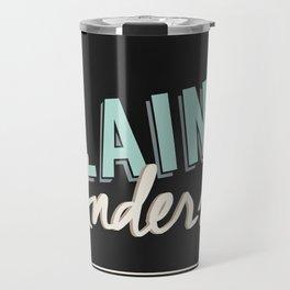 Blaine Anderson Piano Travel Mug
