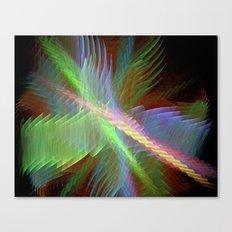 Explosion Canvas Print