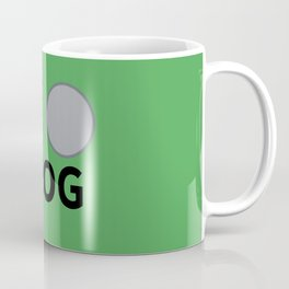 FROG eyes Coffee Mug