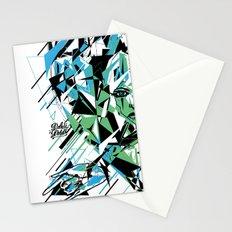 Street Diamond Stationery Cards