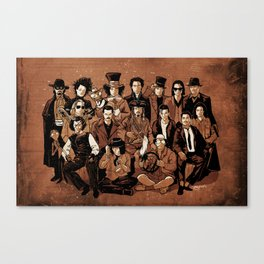 Depp Perception Canvas Print
