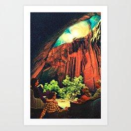 Outing Art Print