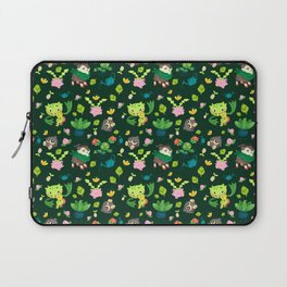 Razor Leaf Laptop Sleeve