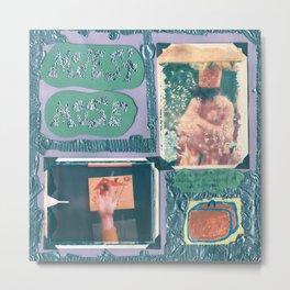 Modest Mouse - Sad Sappy Sucker Metal Print