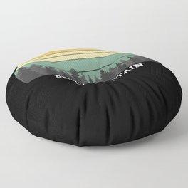Penn Mountain New York Floor Pillow