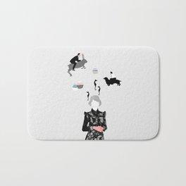 Wonderland Bath Mat
