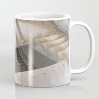 escher Mugs featuring Escher by KMZphoto