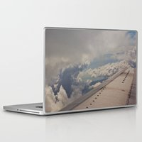 wind Laptop & iPad Skins featuring Wind by Joey Bania