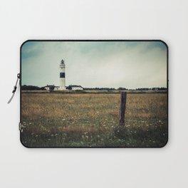Lighthouse of Kampen II Laptop Sleeve