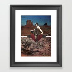 The Sensationalist Framed Art Print