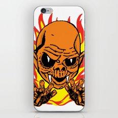 Hobgoblin 02 iPhone & iPod Skin